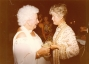 Erma Bombeck and Liz Carpenter. Erma and Liz were friends who - among other things - had campaigned together for the Equal Rights Amendment. 1983