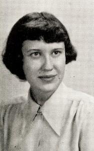Erma Bombeck, 1949