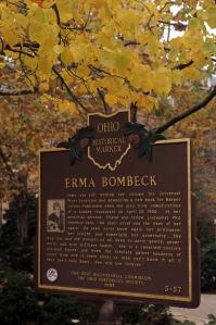 Bombeck, Erma's Marker