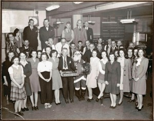 1944 Journal Herald Staff